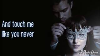 Halsey - Not Afraid Anymore [Lyrics] (Fifty Shades Darker) HD