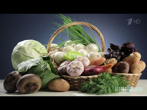 Еда как косметика. Теория заговора. Выпуск от 12.10.2019