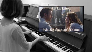 LA LA LAND - Mia and Sebastian's Theme PIANO (late for the date scene)