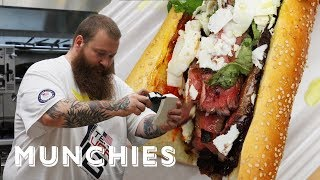 How-To: Action Bronson Makes the World's Best Sandwich
