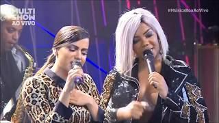 Morrer de Viver (Vídeo Clipe) - Ludmilla Ft. Anitta/Prod. David Alcânttara
