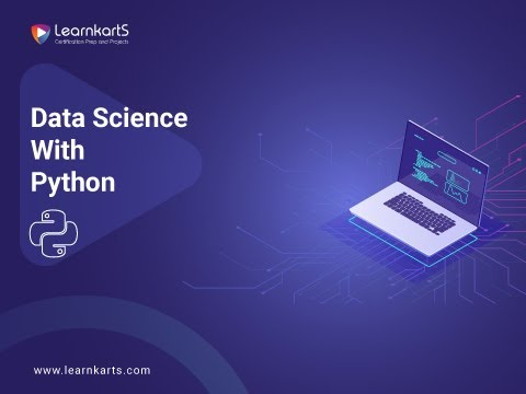 Data Science With Python Intro