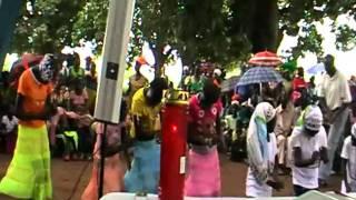 Canto Missa Dom Imbamba em Cazombo