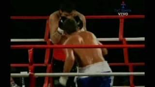 Marcos Rene Maidana vs Omar Leon I