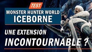 Vidéo-Test : MONSTER HUNTER WORLD ICEBORNE : Incontournable ? | TEST