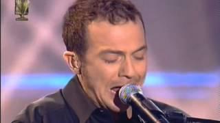 """Calogero """"Si Seulement je pouvais lui manquer"""" Les Victoires de la Musique 2005"""