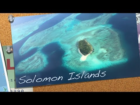 Coral Diving in the Solomon Islands - Series Preview