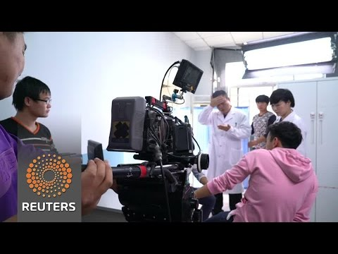 Inside China's booming online film industry