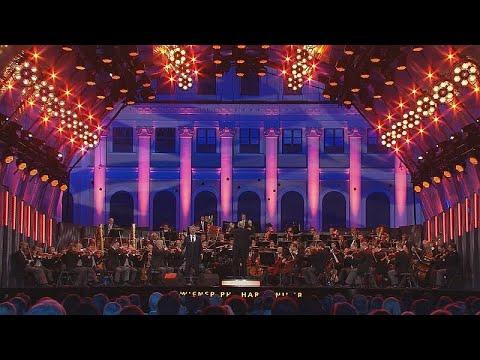 La emoción de Jonas Kaufmann en el Concierto de una noche de verano