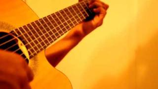 Once upon a time in Mexico guitar (Siente Mi Amor) - slower version