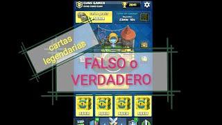 CARTA LEGENDARIA CON COFRES DE ORO (falso o verdadero)