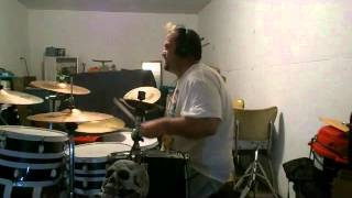 "Motley Crue ""Dr Feelgood"" Drum Cover"