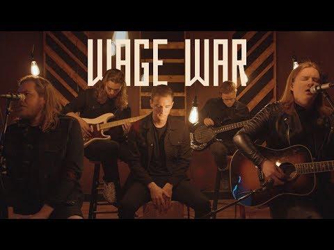 Johnny Cash de Wage War Letra y Video