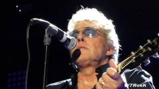 The Who Behind Blue Eyes  Back to The Who Tour 51! Live Milano 2016 Full HD 1080p