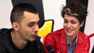 Vescan si Florin Ristei spun replici de agatat FUN @ Radio 21
