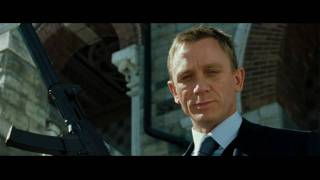 Quantum of Solace -  Opening: Fan Edit   PART 1