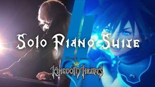 Kingdom Hearts Solo Piano Suite (Boston Live 2014)