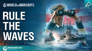 World of Warships - Rule the Waves
