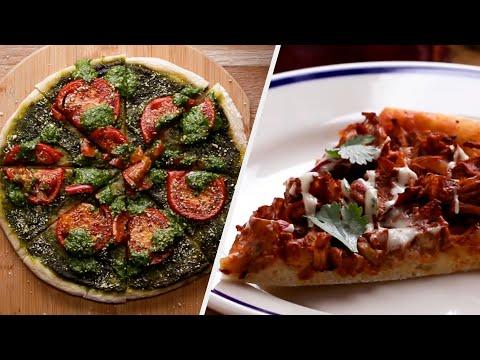 Healthy Vegan Pizza Recipes ? Tasty Recipes