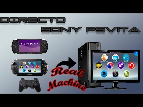 Directo PSVita juegos PSP #1