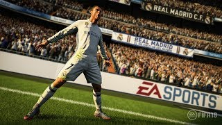 FIFA 18 Trailer: CRISTIANO RONALDO Goals & Skills - 1080p 60fps - Pirelli7