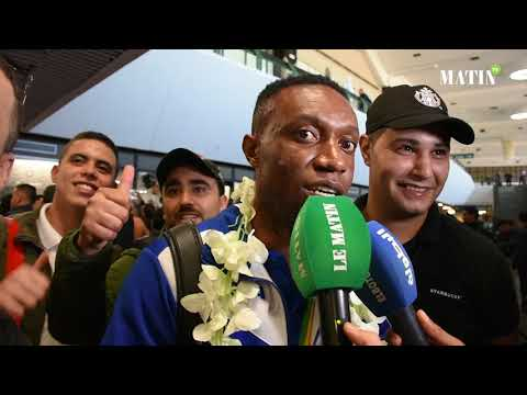 Video : Lema Mabide : «J'étais mal vu à Kinshasa… mais je suis fier du Raja !»