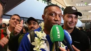 Lema Mabide : «J'étais mal vu à Kinshasa… mais je suis fier du Raja !»