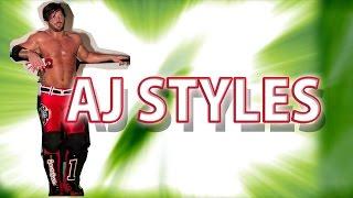 AJ Styles NEW THEME SONG