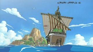 One Piece opening 5 HD 1080p