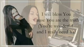 If Julia Michael's Issues were a Christian song (Bless You) by Beckah Shae LYRICS