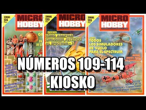 MICROHOBBY SEMANAL DEL 109 114