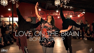 Rihanna - Love On The Brain [BONUS GROUP] Choreography by @GalenHooks - Filmed by @TimMilgram
