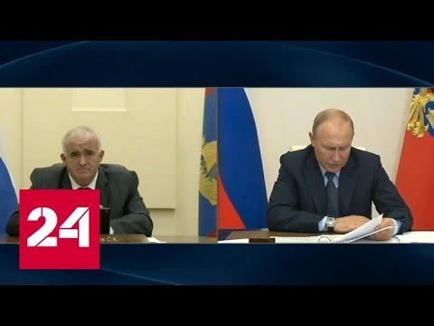 Глава Костромской области рассказал президенту о нехватке врачей в регионе