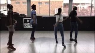 Shatta Wale - Kpuu Kpaa - Dj Flex remix - Afrobeatz choreo