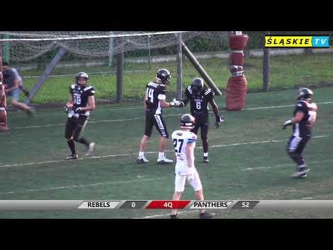 Silesia Rebels - Panthers Wrocław 7:52