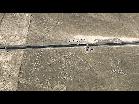 Nazca Lines, Peru in 4K Ultra HD