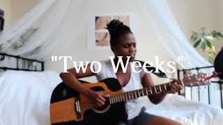 """Two Weeks"" a FKA Twigs cover by Thando Mlambo"