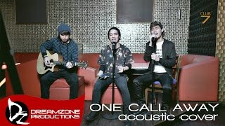 Charlie Puth - One Call Away (Acoustic Cover) - Sam Mangubat & Jun Sisa