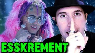 LIL PUMP - ESSKEETIT - PARODIA REACTION