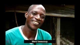 Charlotte et Pierre sont clients de Microcred Côte d'Ivoire, une institution de microfinance