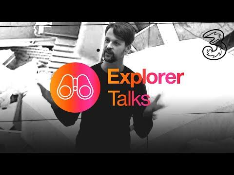 Hannes Sjöblad – The Human Body in the IoT | Explorer Talks 9th November 2018 | Tre Sweden
