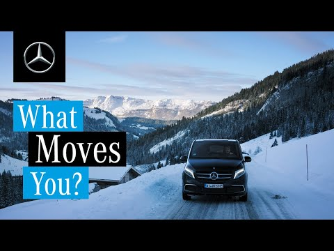 What Moves You – Tim Alongi & the V-Class