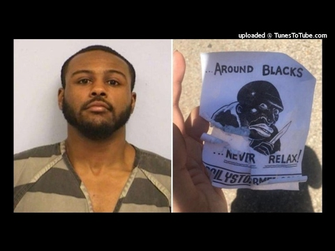 New: Racist Flyer On UT Austin Campus Said, 'Around Blacks...Never Relax' Found A Day After Stabbing
