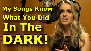 Gabriela Gunčíková - How To Sing - Fall Out Boy - My Songs Know What You Did In The Dark-Ken Tamplin