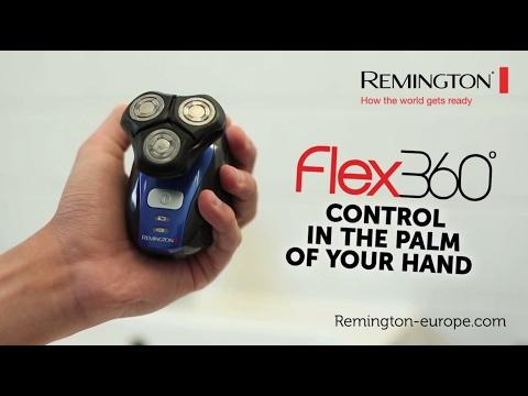 Remingtons ergonomiska roterande rakapparat är här - Flex360° XR1400