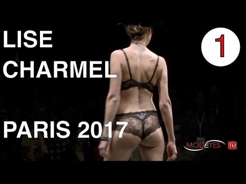 LISE CHARMEL | EXCLUSIVE FASHION SHOW  | PARIS 2017 |  PART 1