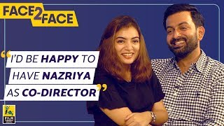 Acting with Anjali Menon can be excruciating | Prithviraj, Nazriya width=