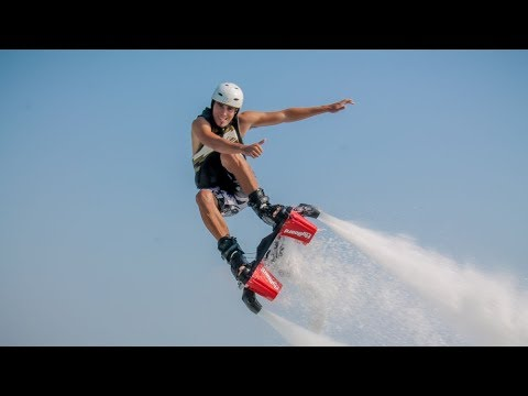 Flyboard Experience in Cartagena, Colombia