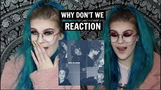 """WHY DON'T WE """"BIG PLANS"""" REACTION 