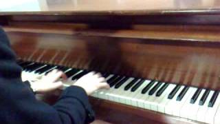 Jay Sean Ride It - Piano Cover (live performance)